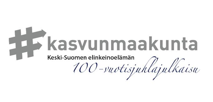 #kasvunmaakunta-julkaisussa menestystarinoita Keski-Suomen osaamisesta