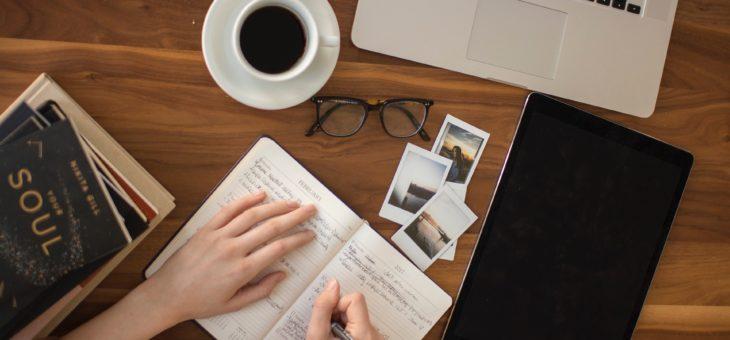 Kaikki kirjoittavat, mutta harva on ammattilainen