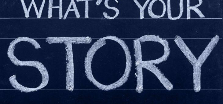 Jokainen yritys on tarinan arvoinen